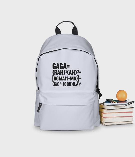 Plecak szkolny GaGa