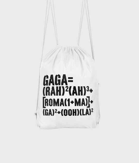 Plecak workowy GaGa