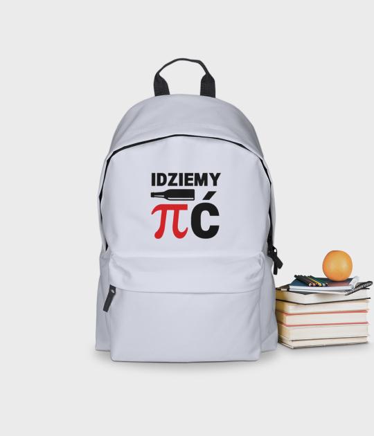 Plecak szkolny Idziemy PI-ć