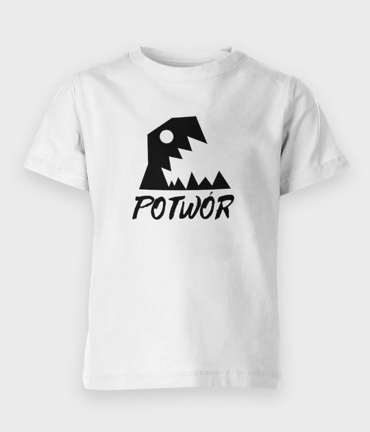 Koszulka dziecięca Potwór