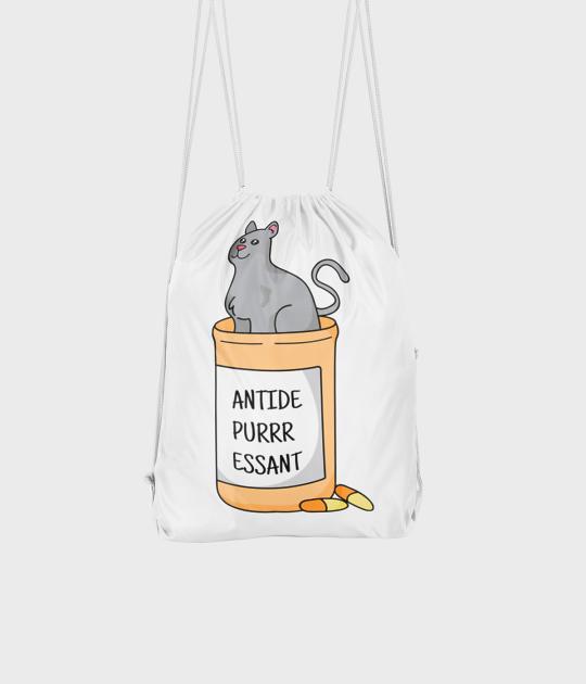 Plecak workowy Antydepresant