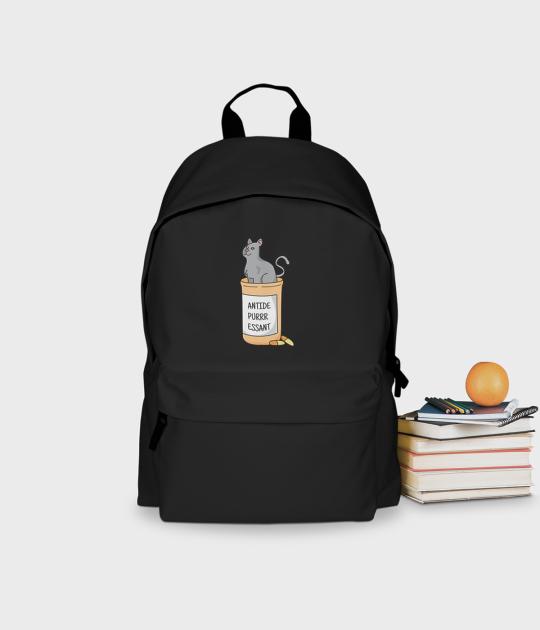 Plecak szkolny Antydepresant