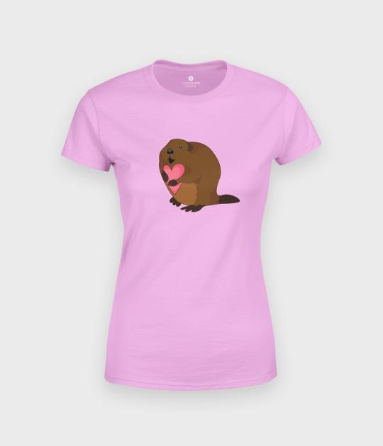 Koszulka damska Bóbr Kocha 2