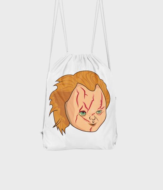 Plecak workowy Laleczka Chucky