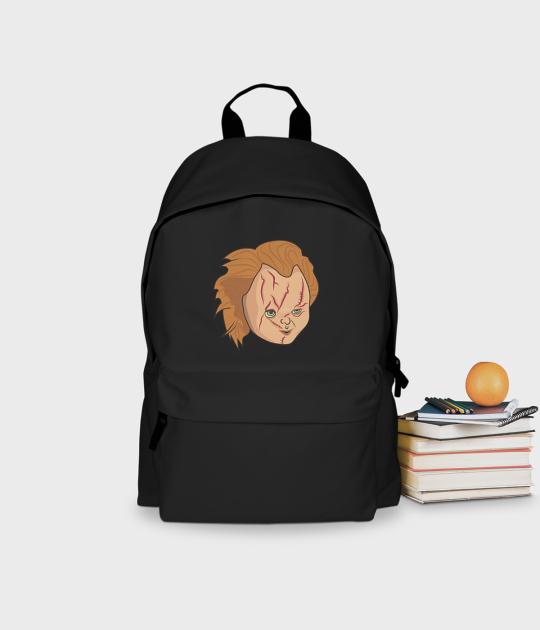 Plecak szkolny Laleczka Chucky