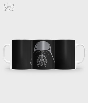 Kubek full print Dark side - Film