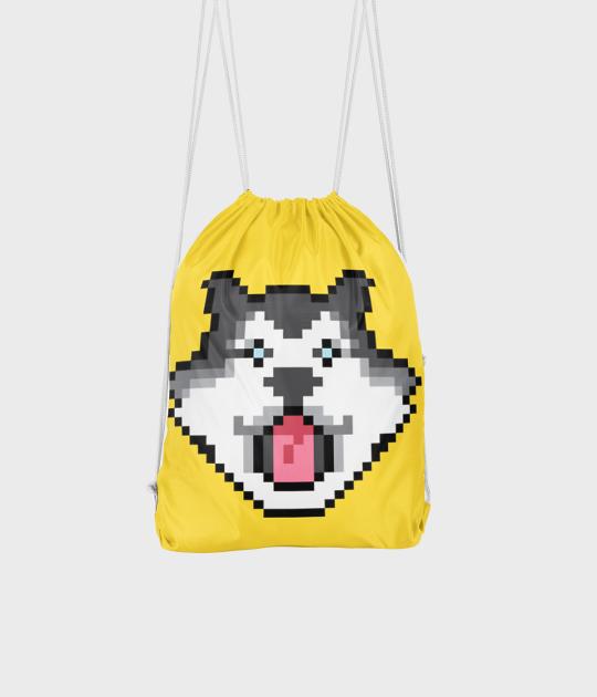 Plecak workowy Pixel Husky