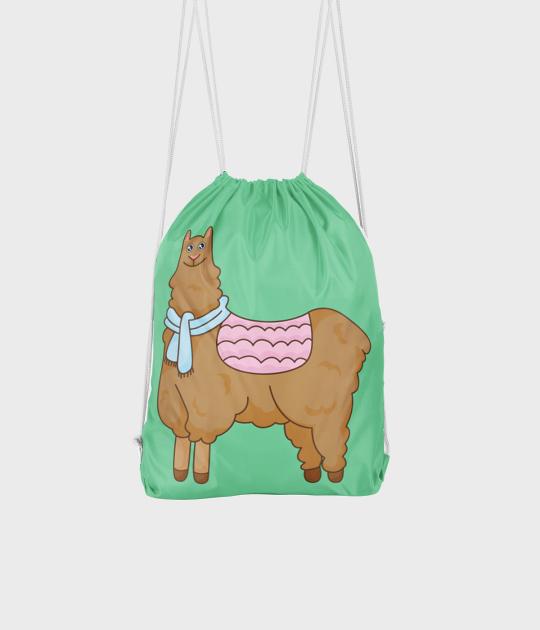 Plecak workowy Mała Lama