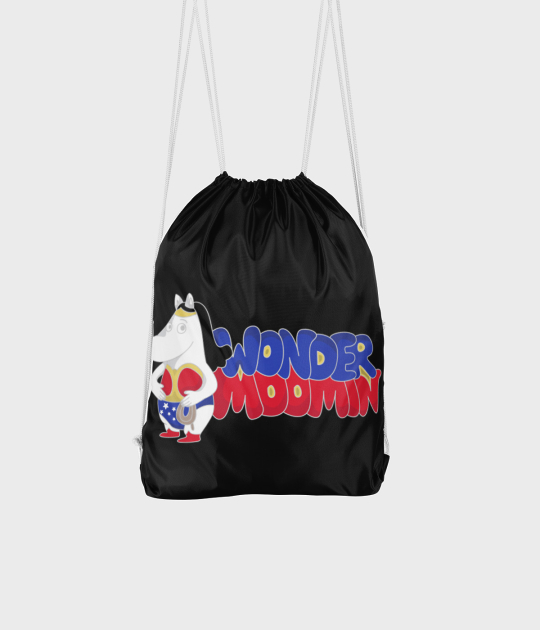 Plecak workowy Wonder Moomin