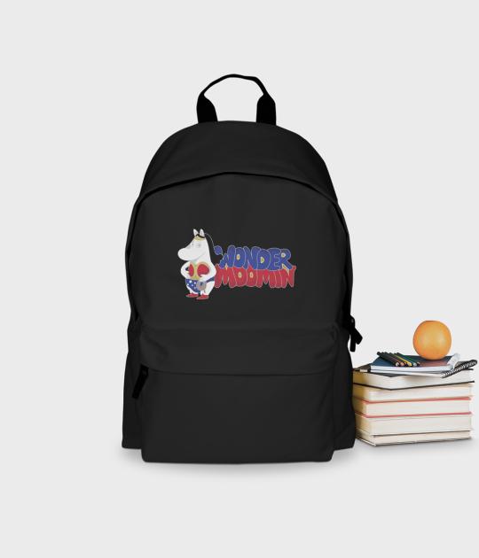 Plecak szkolny Wonder Moomin