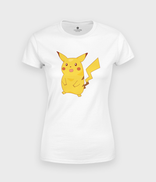 Koszulka damska Shocked Pikachu 2