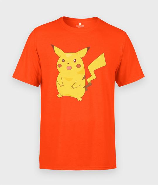 Koszulka męska Shocked Pikachu
