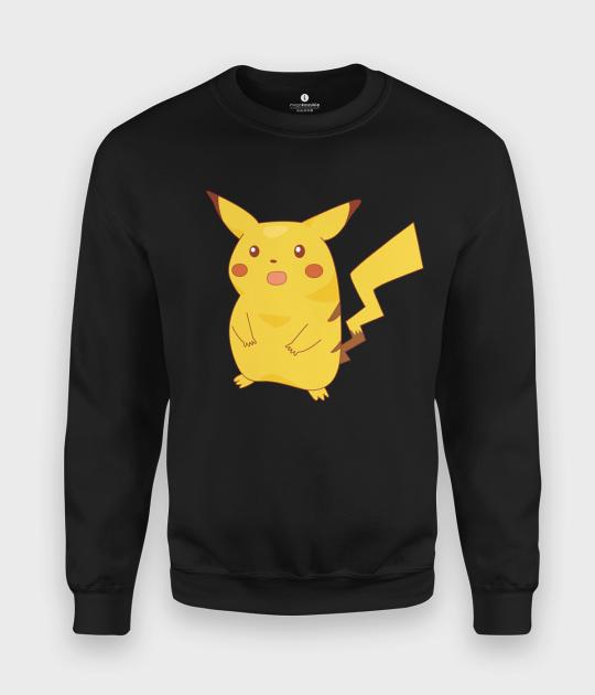 Bluza klasyczna Shocked Pikachu