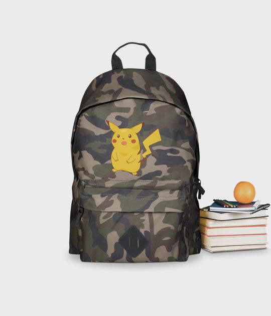 Plecak moro Shocked Pikachu