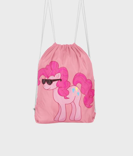 Plecak workowy Pinkie Pie