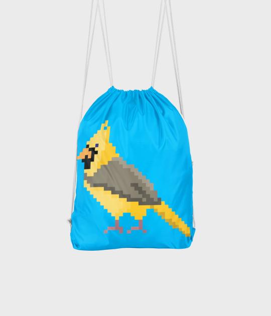 Plecak workowy Pixel Bird