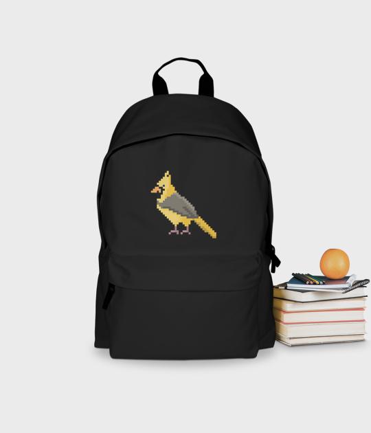 Plecak szkolny Pixel Bird