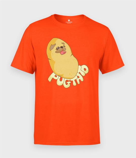 Koszulka męska Pugtato