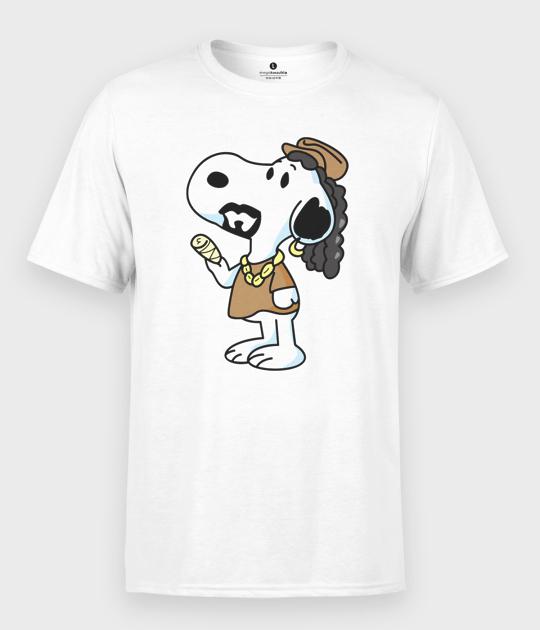 Koszulka męska Snoop Dog(g)