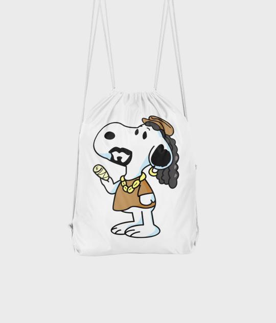 Plecak workowy Snoop Dog(g)
