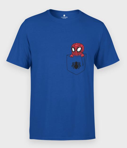 Koszulka męska Kieszonkowy Spiderman