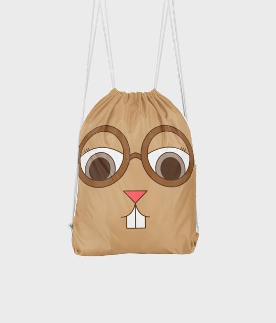 Plecak workowy Oczy wiewiórki