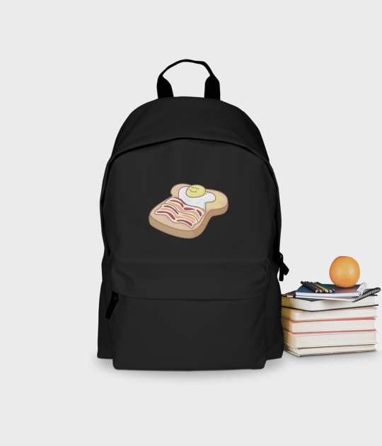Plecak szkolny Odpoczywający Tost
