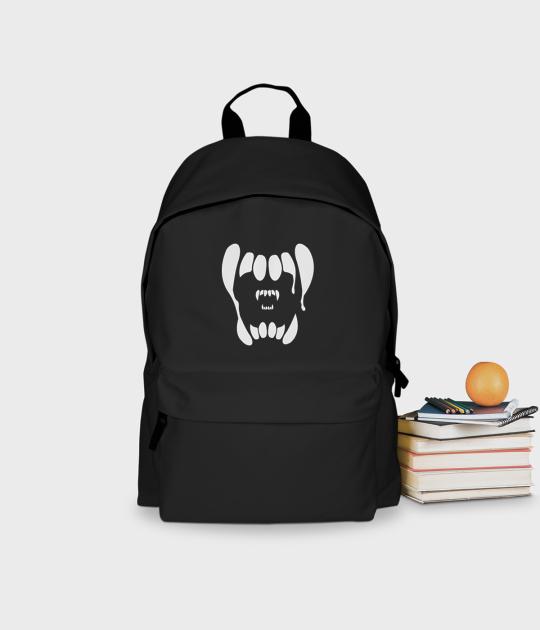 Plecak szkolny Xenomorph