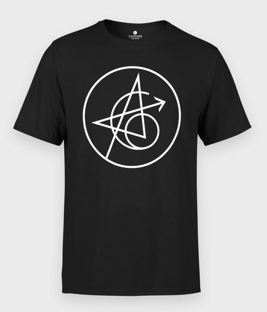 Koszulka męska Znak bohaterów