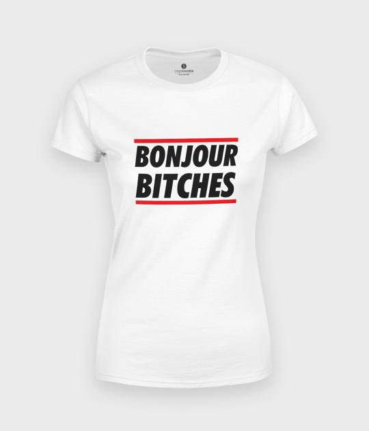 Koszulka damska Bonjour