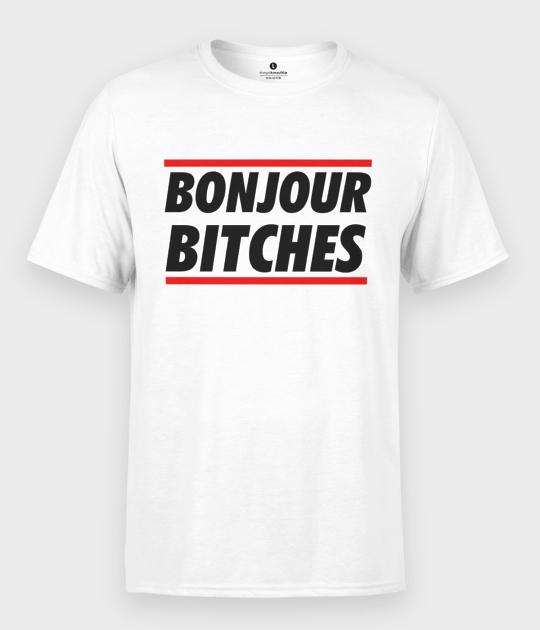 Koszulka męska Bonjour