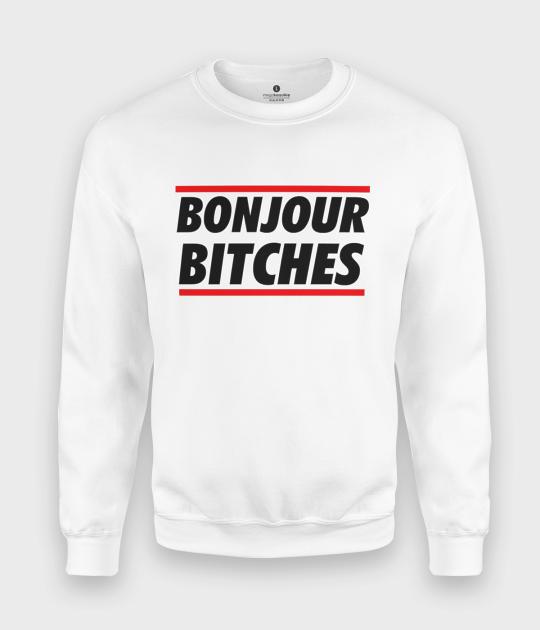Bluza klasyczna Bonjour
