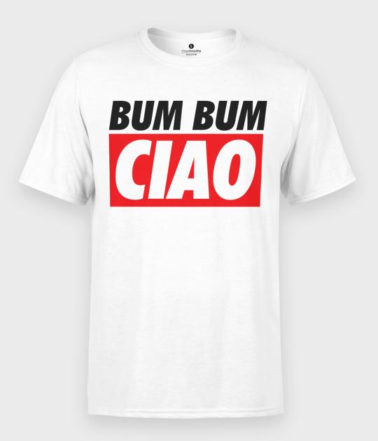 Koszulka męska Bum Bum Ciao