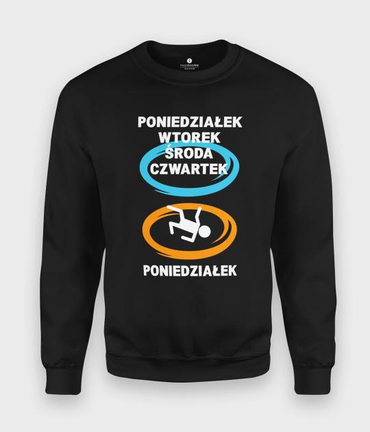 Bluza klasyczna Skok przez weekend