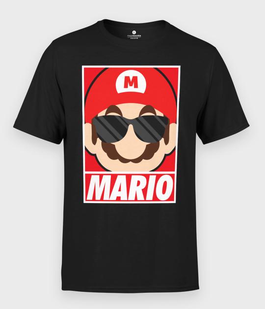 Koszulka męska Swag Mario