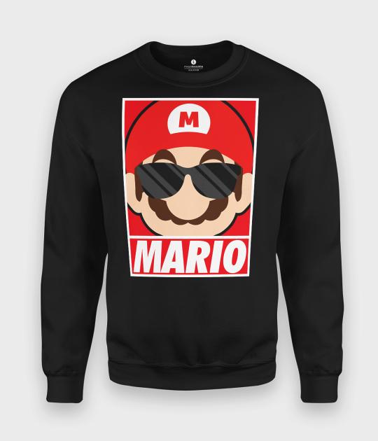 Bluza klasyczna Swag Mario