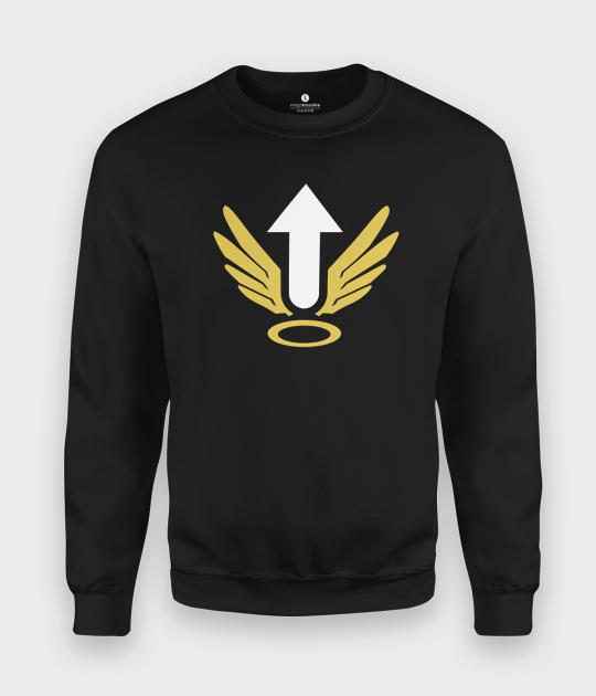 Bluza klasyczna Anioł Stróż