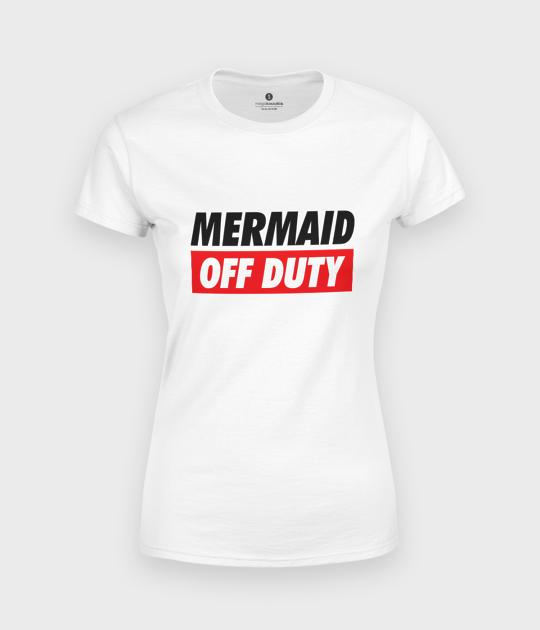 Koszulka damska Mermaid off duty