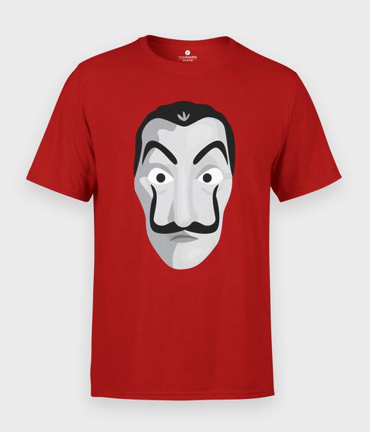 Koszulka męska Maska Dom z Papieru