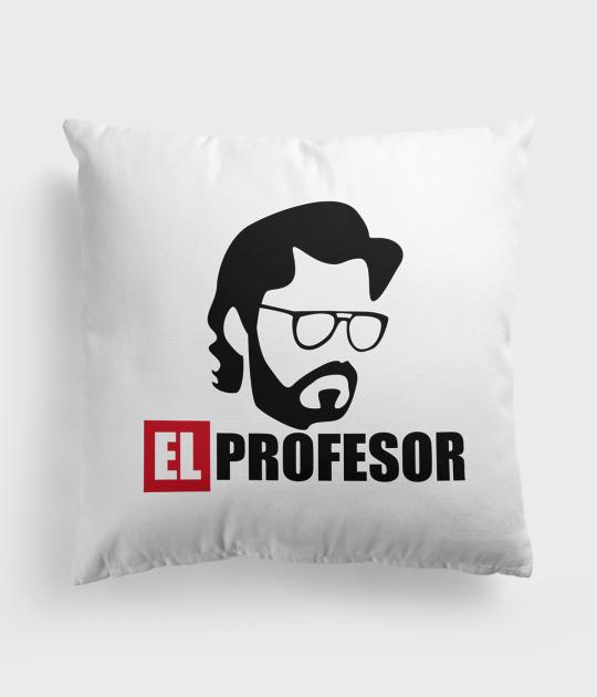 Poduszka Dom z Papieru El Profesor