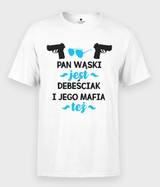 Koszulka męska Kiler - Pan Wąski