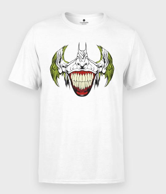 Koszulka męska Uśmiech Jokera