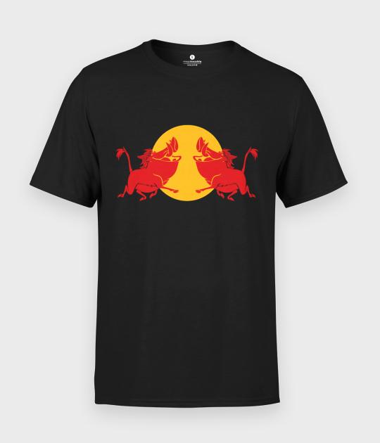 Koszulka męska Red Pumba