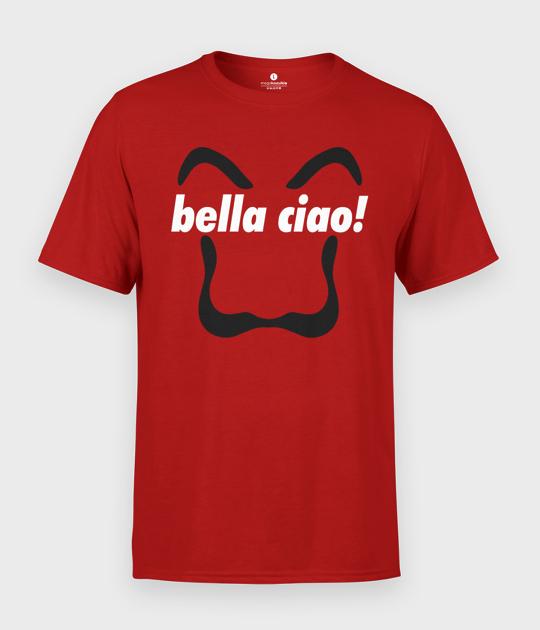 Koszulka męska Bella Ciao!
