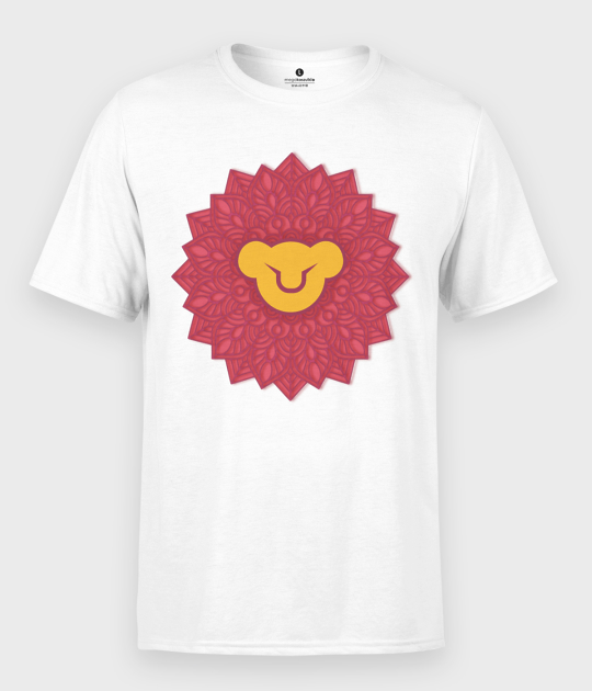 Koszulka męska Mandala Simba