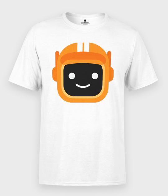 Koszulka męska Robocik