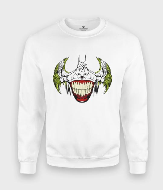 Bluza klasyczna Uśmiech Jokera