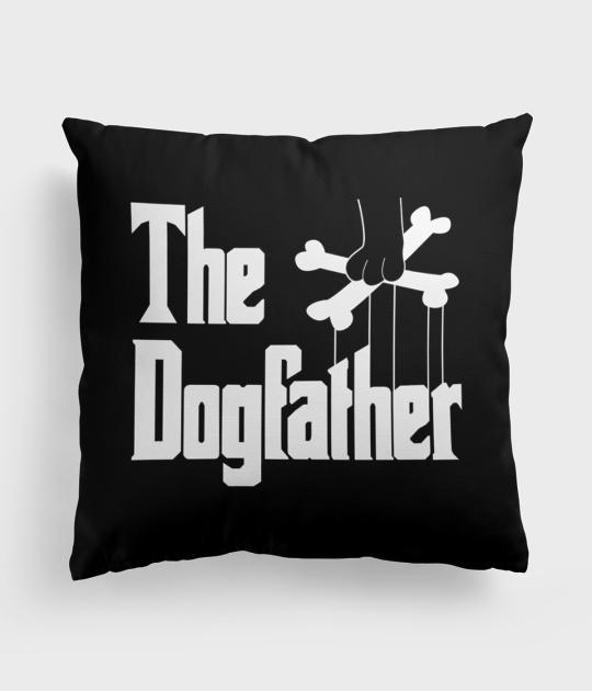 Poduszka full print The Dogfather