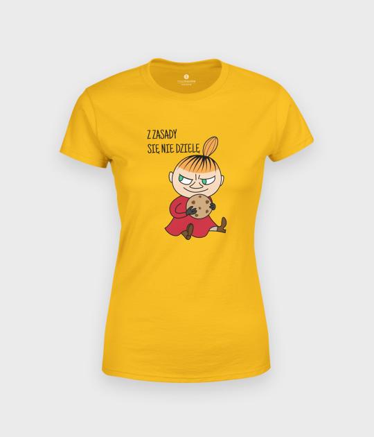 Koszulka damska Mała Mi - Nie dzielę się