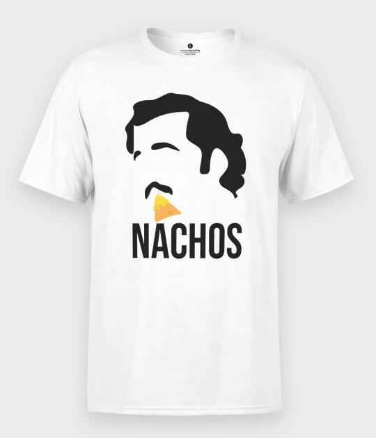 Koszulka męska Pablo Escobar Nachos